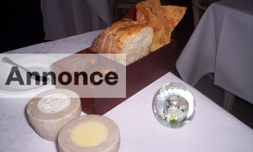 Masser af dejligt brød på Molskroen