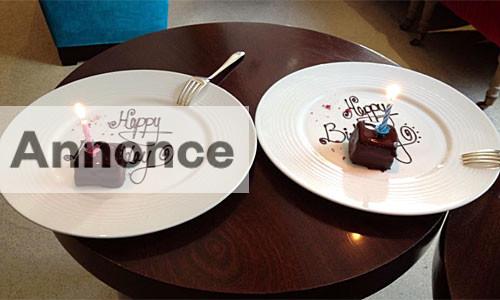 Fødselsdags suprise